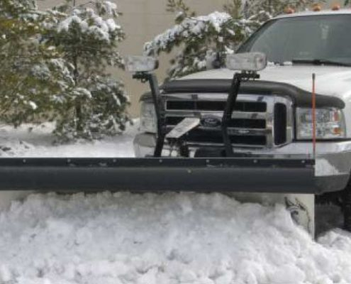 snow removal cincinnati