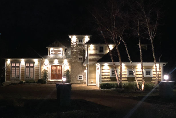 landscape lighting cincinnati
